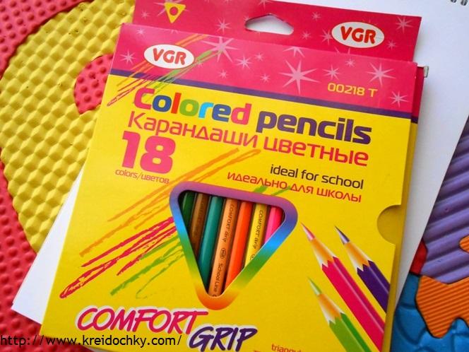 найкращі дитячі олівці