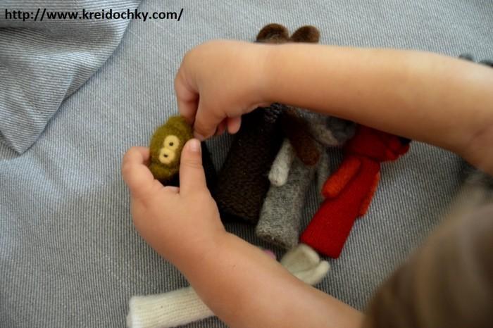 валяні іграшки