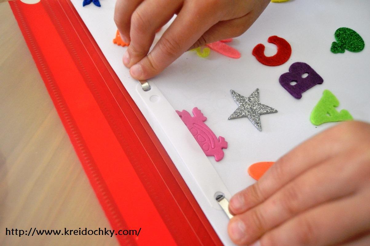 англійський алфавіт для дітей