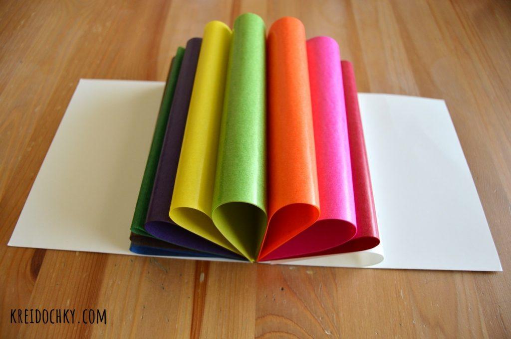 кольорова калька