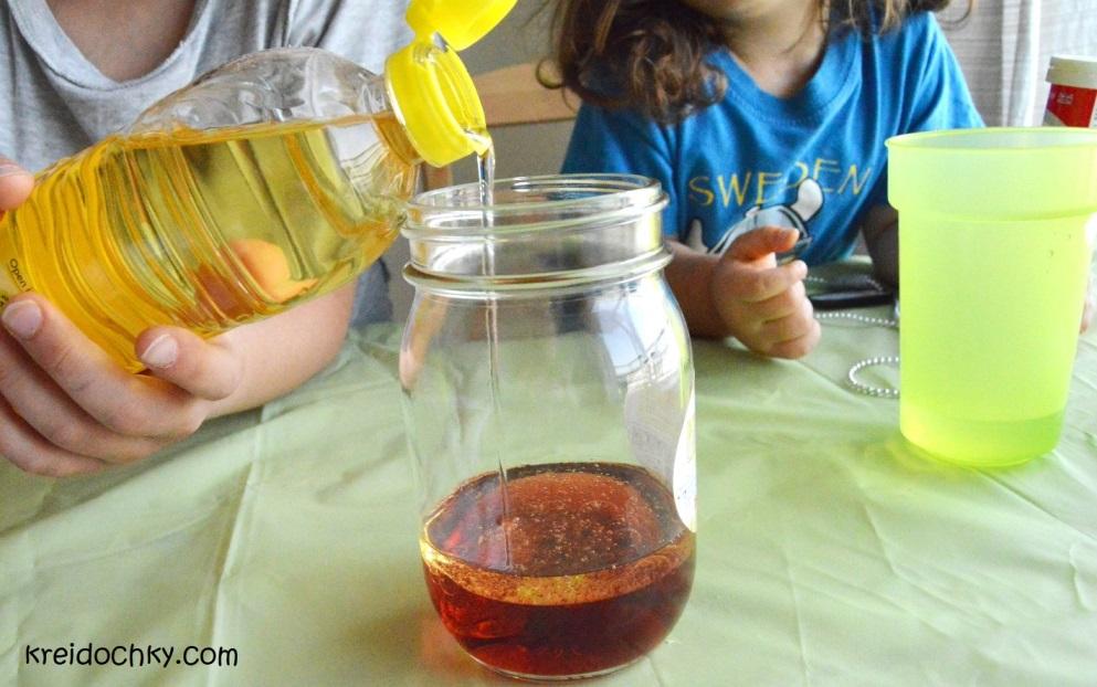 експеримент для дітей